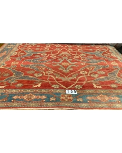Turkish Ushak Rug